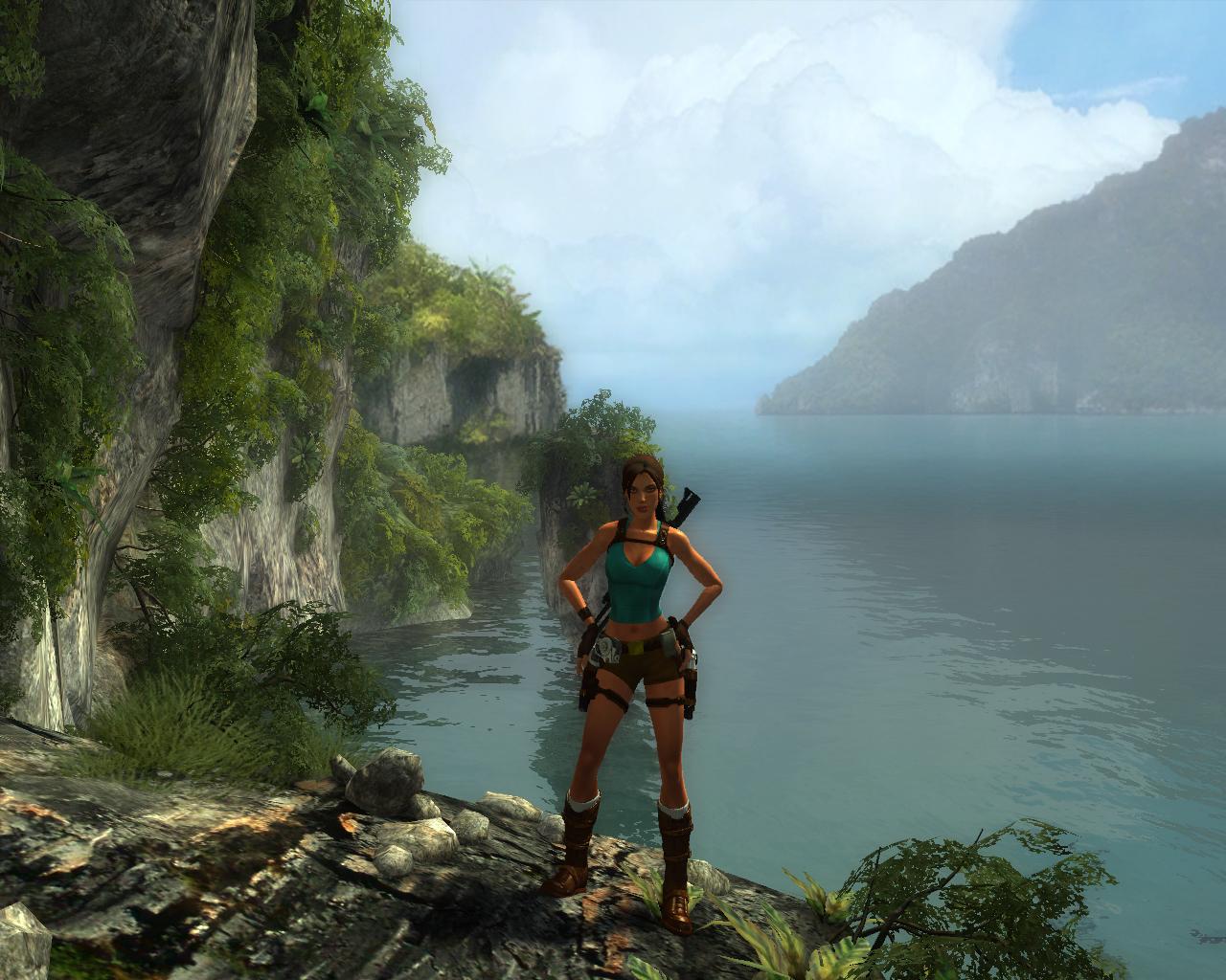 Tomb Raider 9 (Reborn; Survivor) (WinkillerHD)