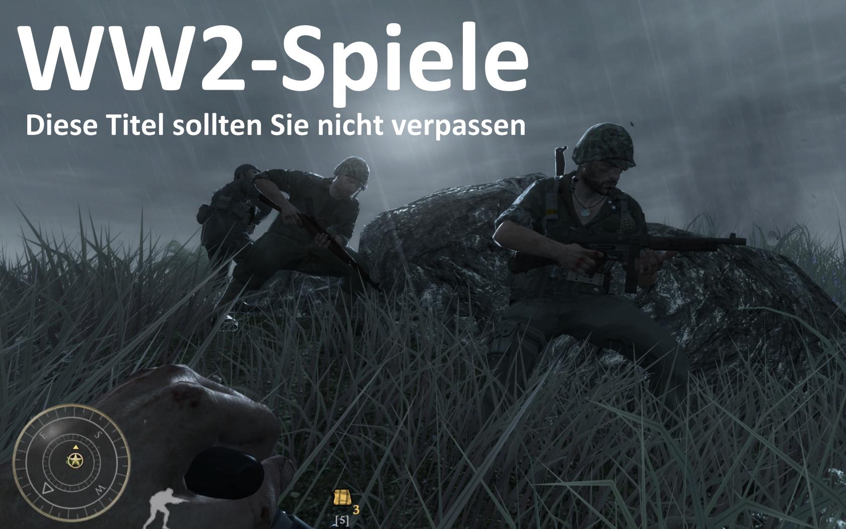 Weltkrieg Spiele