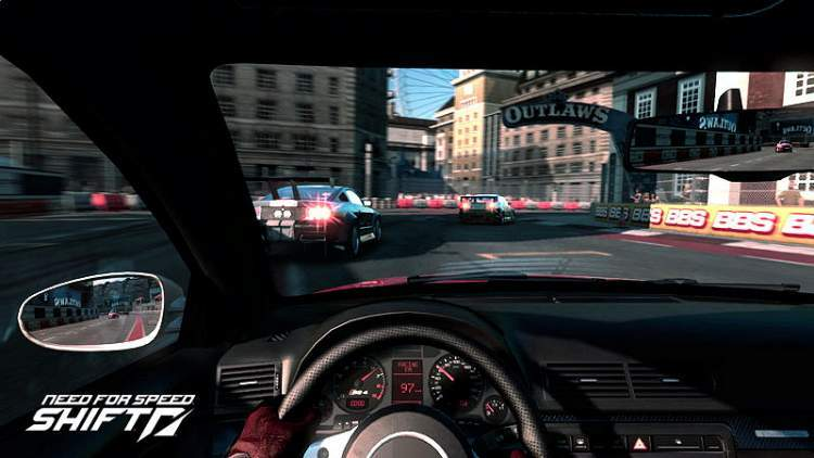 Back to Need for Speed Shift: More fun than Gran Turismo