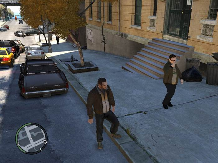 GTA 4: Better graphics with ENB Series Mod [Top article of