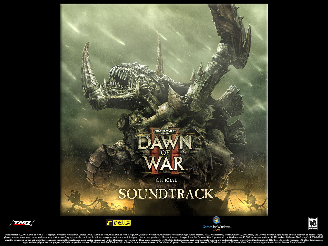 Back to Dawn of War 2 - Soundtrack downloadable for free