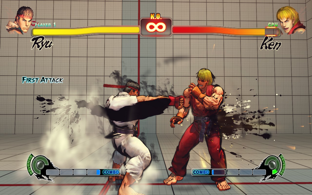 Street Fighter IV PC explained in detail
