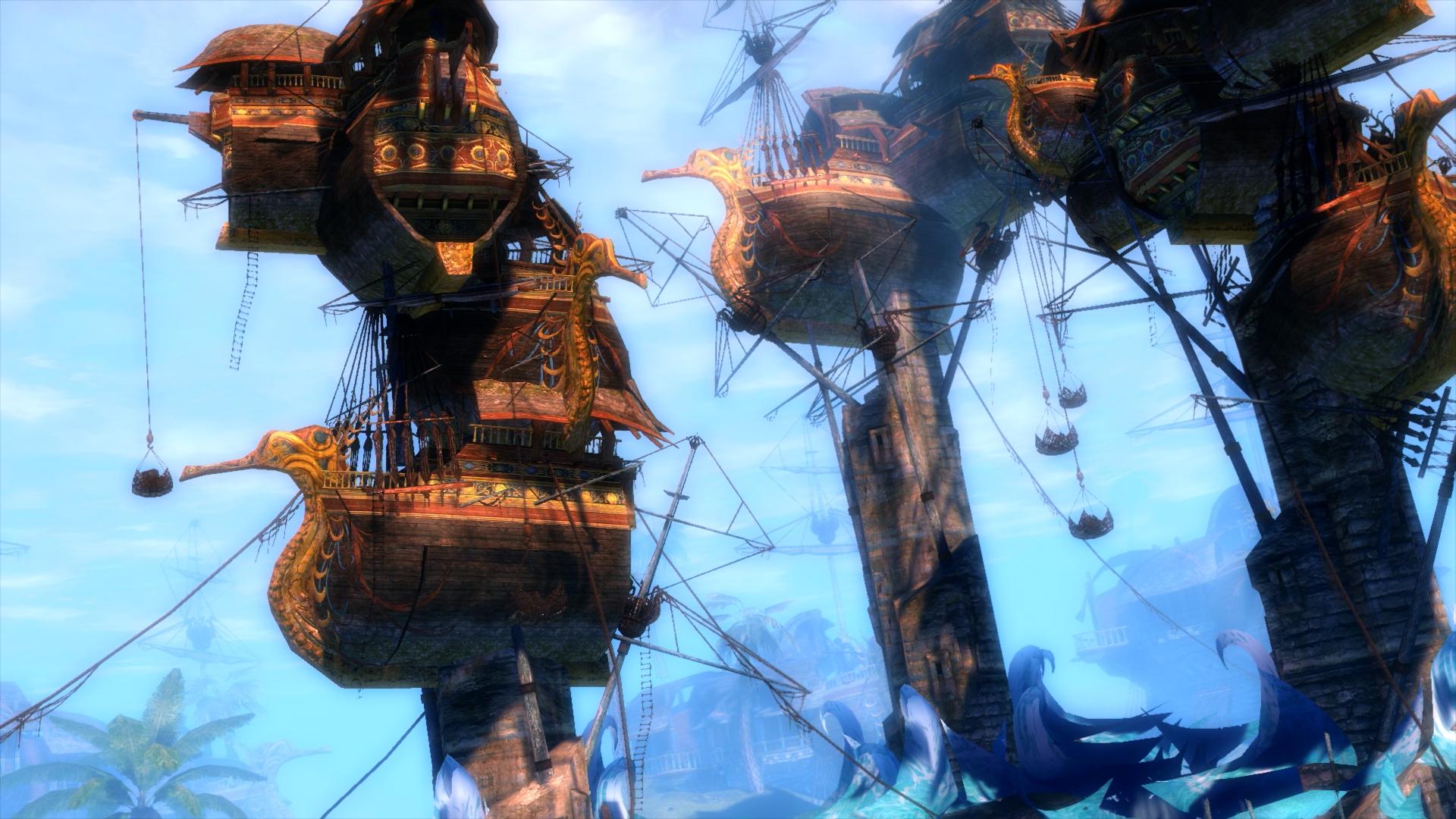 Guild Wars 2 Key (Digital Deluxe Edition) Screenshot 3. Guild Wars 2