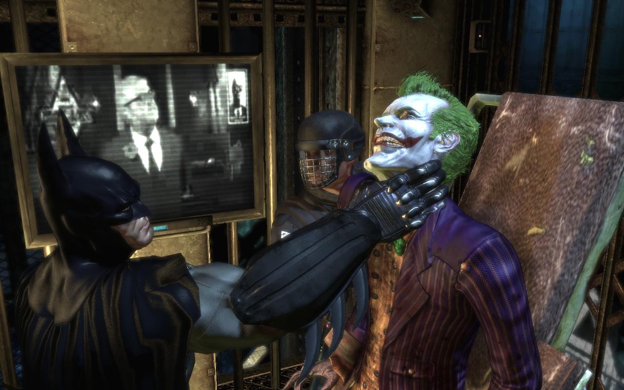 batman arkham asylum patch 1.1