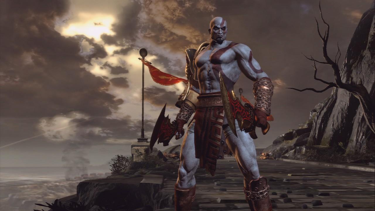God of War 3 version for PC - GamesKnit