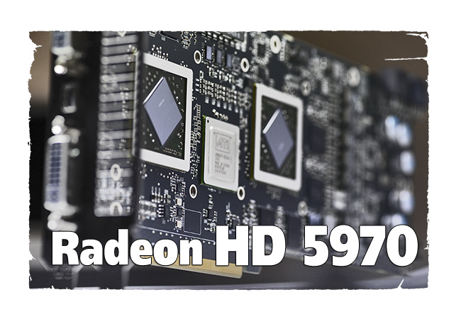 Test Radeon HD 5890: Die schnellste DX11-Grafikkarte