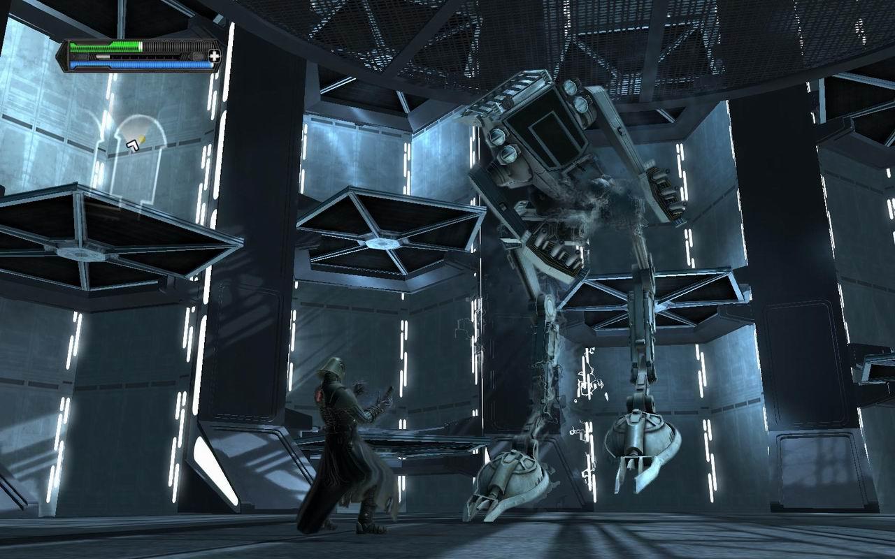 Патч 1 1 для star wars the force unleashed - добавлено решение.