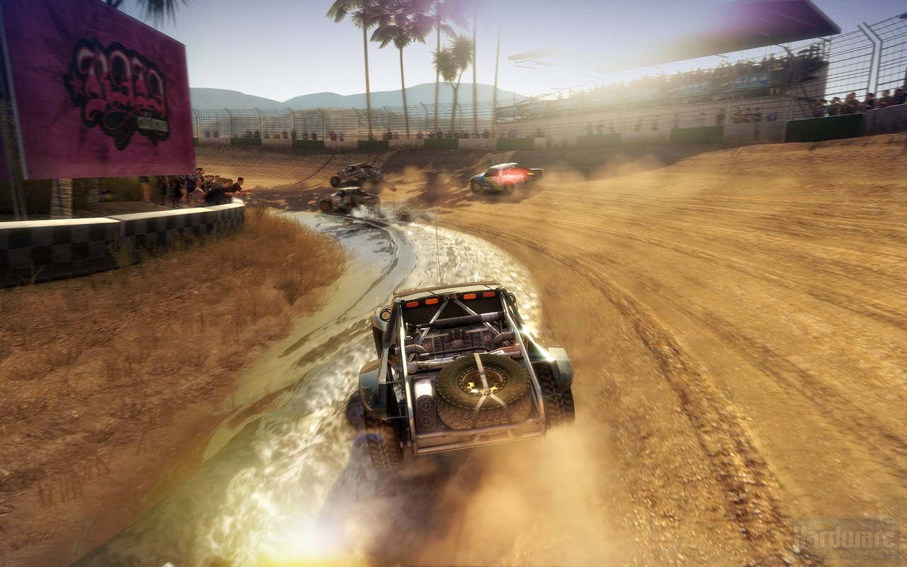 Colin McRae: Dirt 2 DX11 - Maxed out screenshots - 2009/12