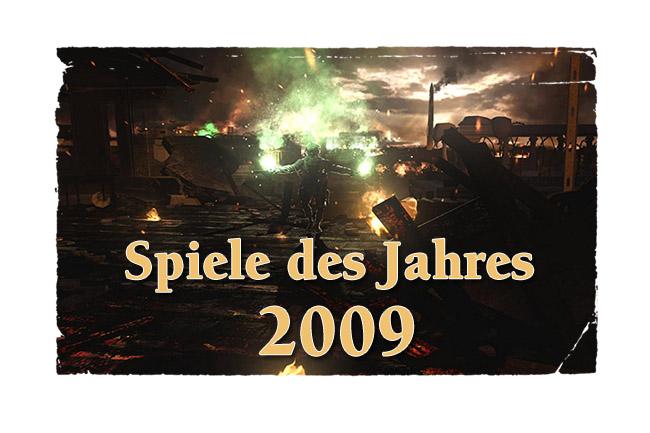Spiele des Jahres 2009