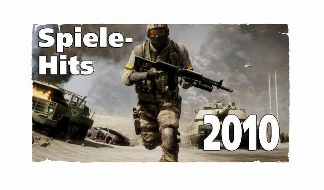 Spiele-Hits 2010