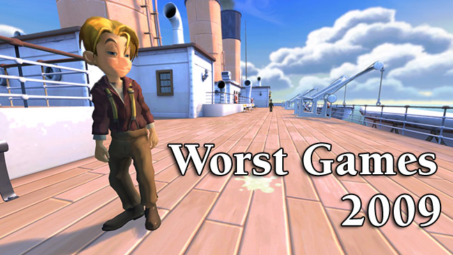 The 15 worst games of 2009