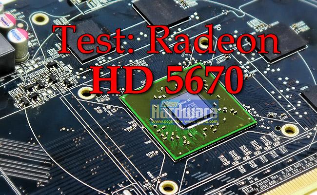 Test Radeon HD 5670 (Redwood): DirectX 11 für unter 100 Euro