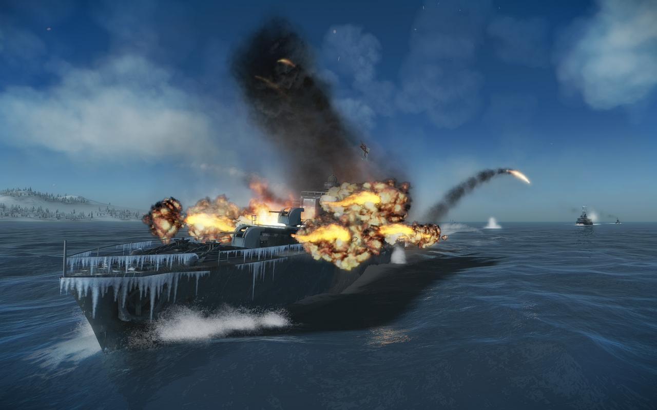 01.03.2010 Silent Hunter 5 - Скриншоты.