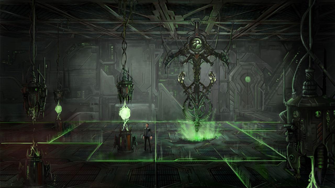 Star Trek Online Patch Borg Rücken Ins Rampenlicht