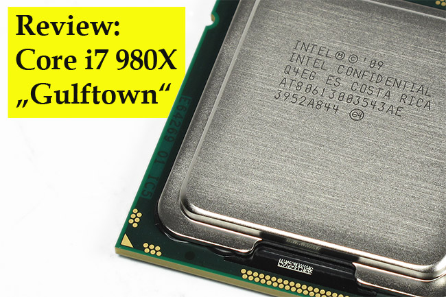 Intel Gulftown reviewed