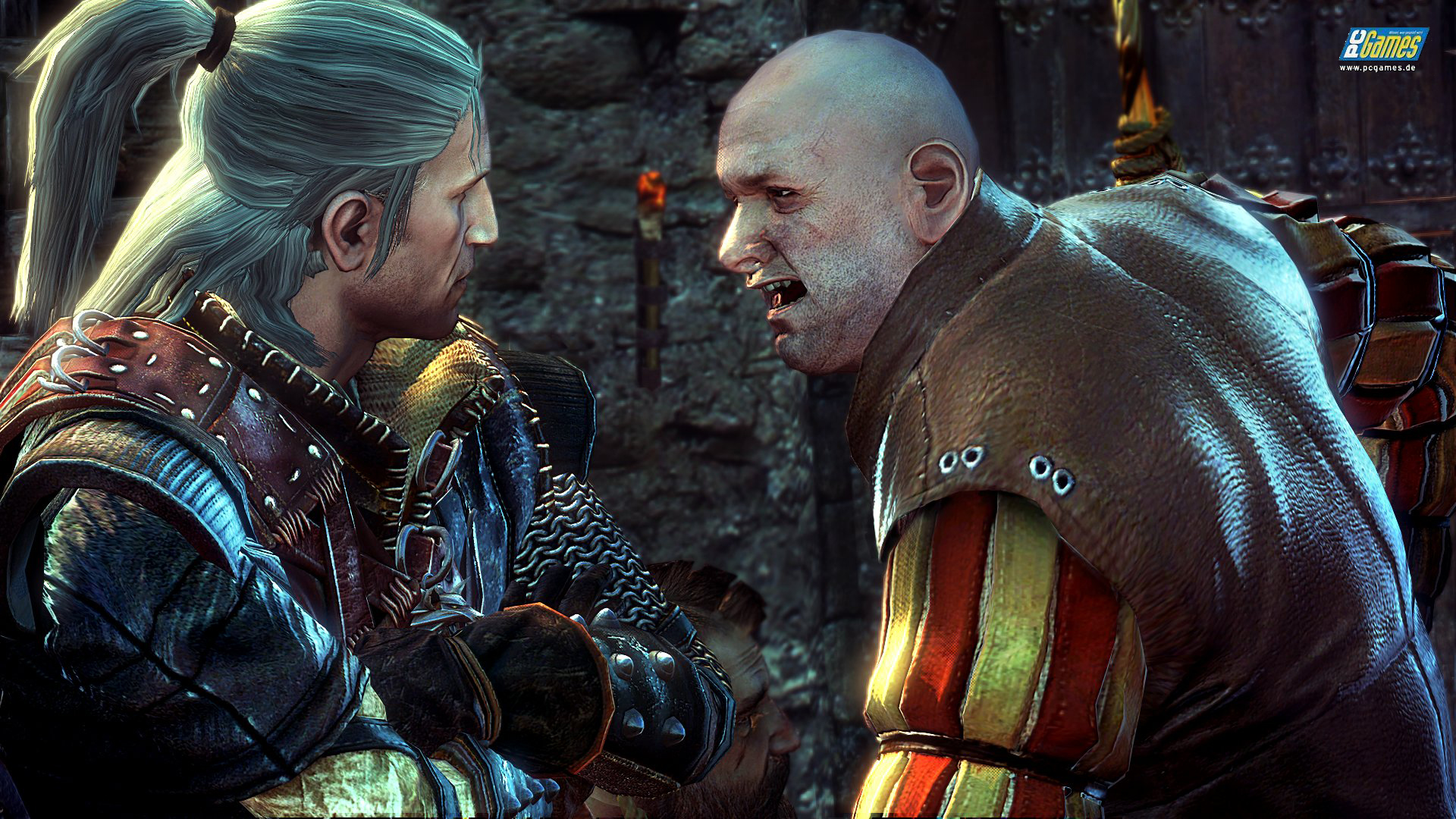 The Witcher 2: Assassins of Kings (3) [Source: CD Projekt]