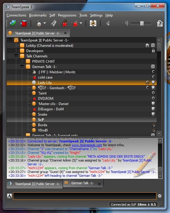 how to download teamspeak 3 on windows 8