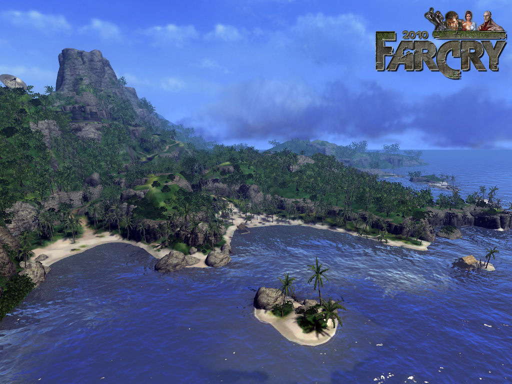 Back to mod far cry 2010 aims at image quality of crysis