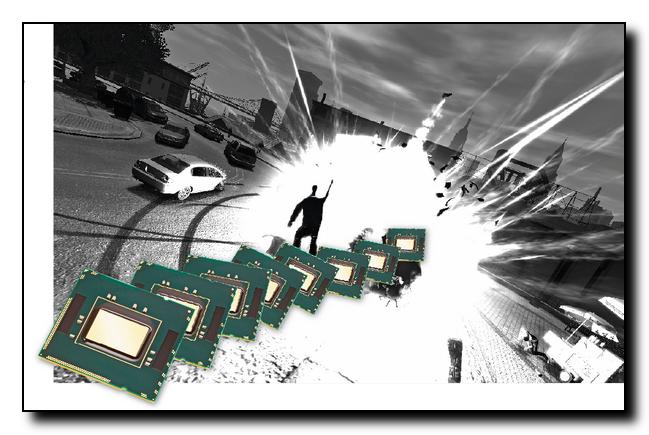 PCGH-Special: Diese Spiele profitieren bereits von Sechskern-CPUs