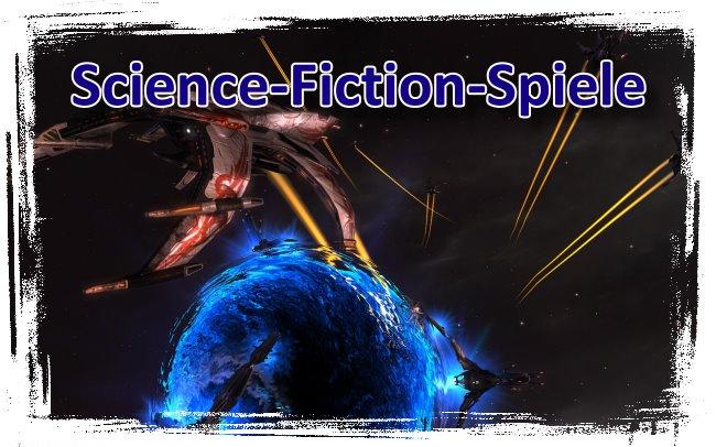 Welches ist das beste Science-Fiction-Spiel aller Zeiten?