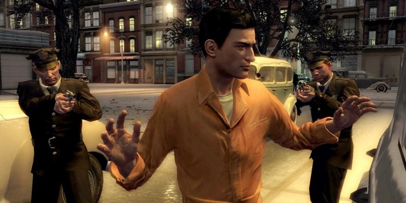 Mafia 3: Take Two registiert sich vier Domains