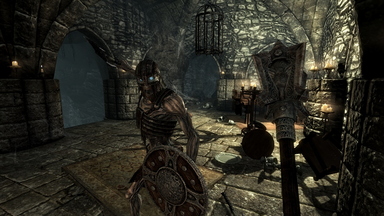 The Elder Scrolls 5: Skyrim Featureliste - Strategische Bosskämpfe ...