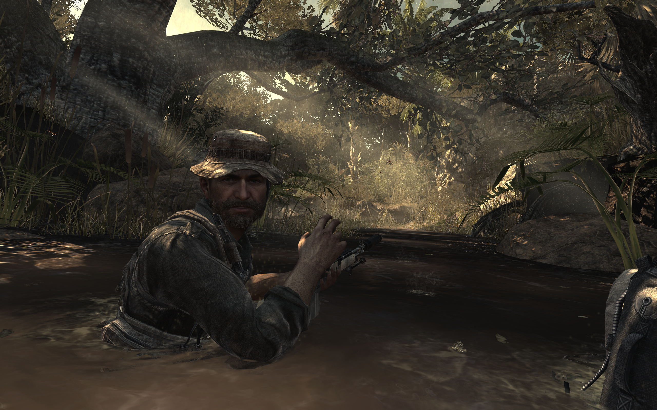 Modern Warfare 3 PC: Much better image quality without console upscaling