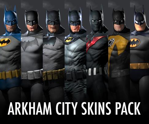 Batman Arkham City: Kostüme per Cheats freischalten, neue DLCs ...