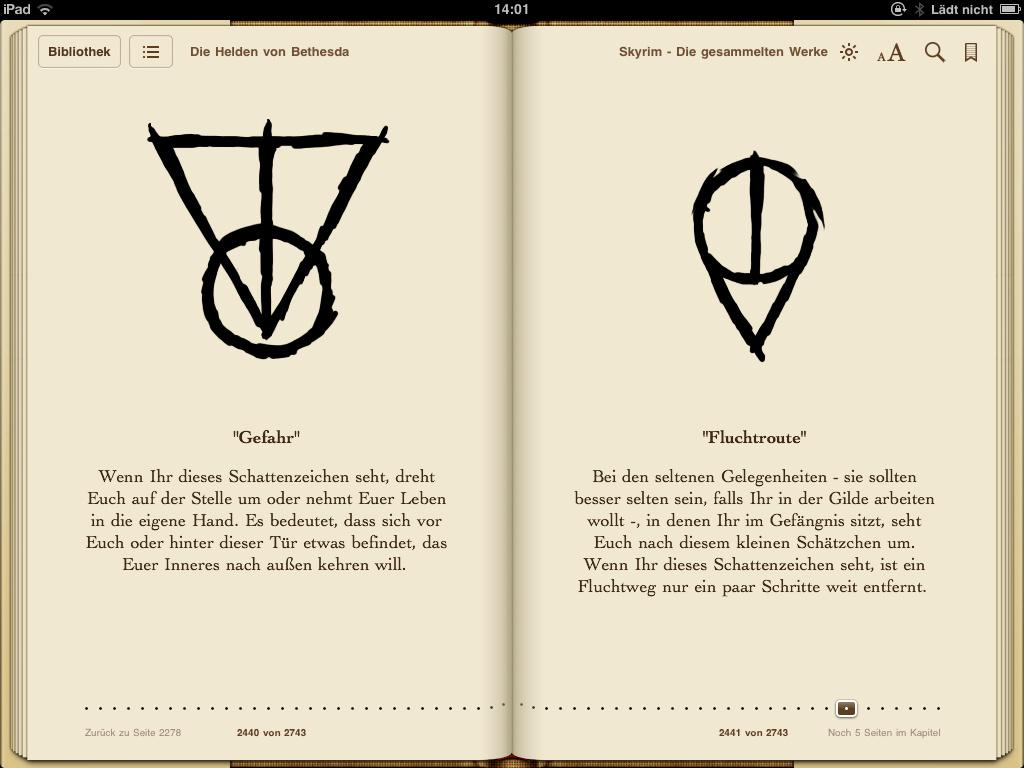Download für The Elder Scrolls 5 Skyrim: Alle Bücher, Rezepte und mehr