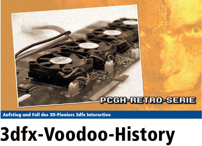 3dfx Voodoo History