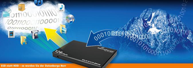 SSD als HDD-Ersatz