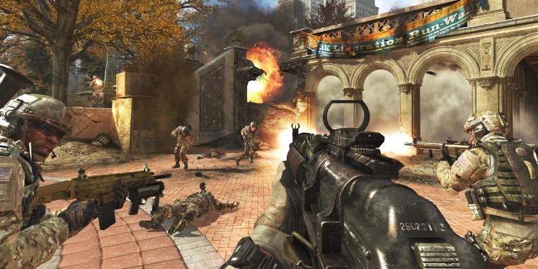 Call of Duty Modern Warfare 2016: Release im vierten Quartal Call Of Duty Modern Warfare Maps on