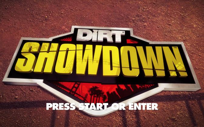 Dirt Showdown Benchmarks