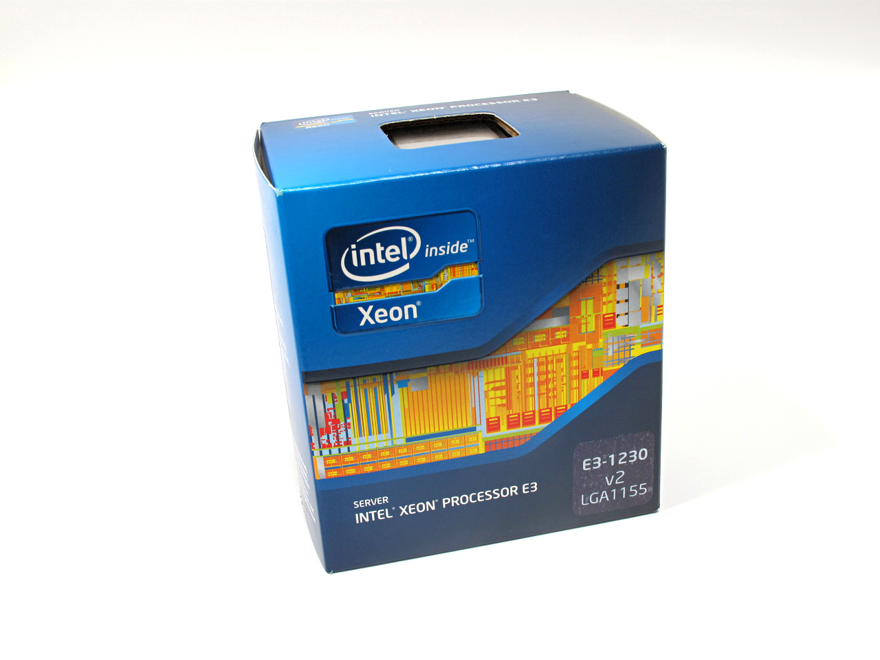 sysprofile intel xeon e3 1230 hardware reviews. Black Bedroom Furniture Sets. Home Design Ideas