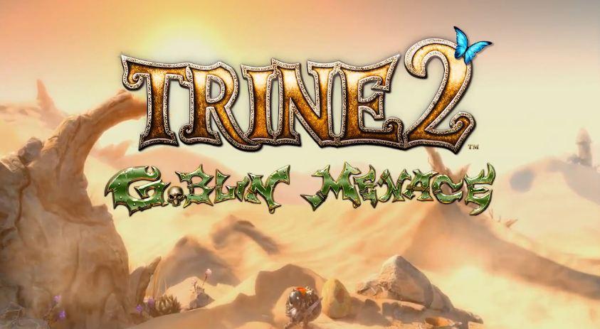 Trine 2: Goblin Menace - Trailer zur neuen Erweiterung