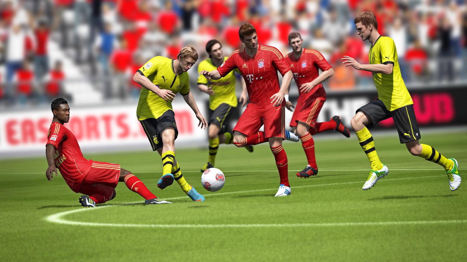 FIFA 13 Prognose im Video-Stream: FC Bayern München gegen Borussia ...