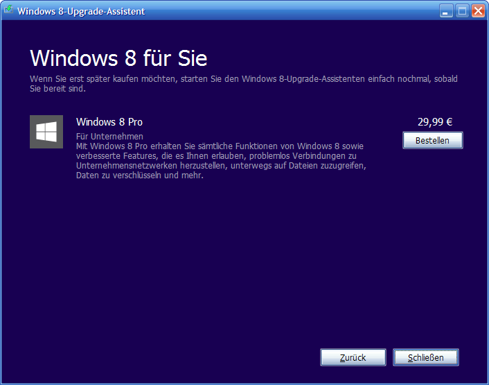 Downloads Windows 8