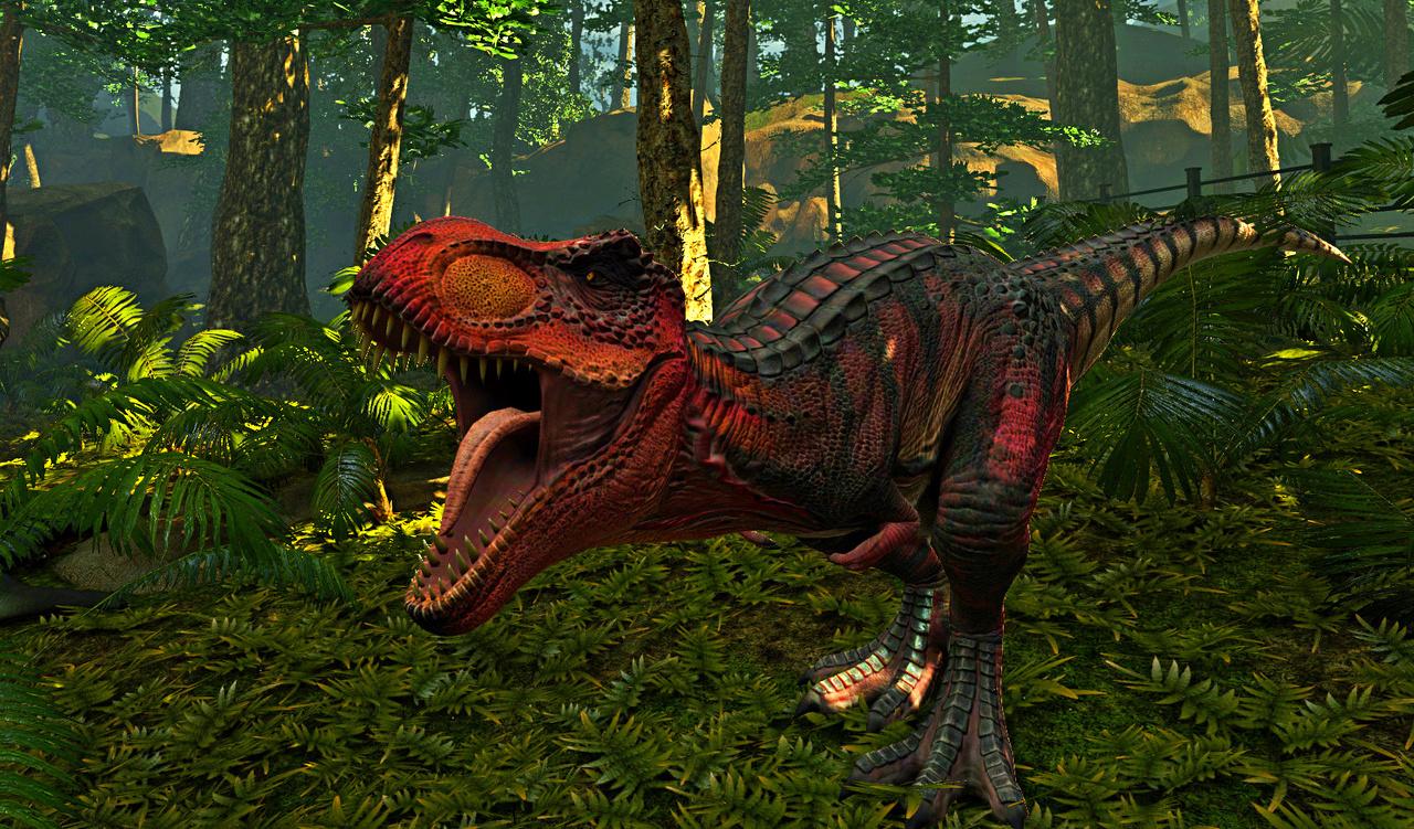 Primal Carnage Genesis Dino Shooter Mit Unreal Engine 4 Für Pc Und