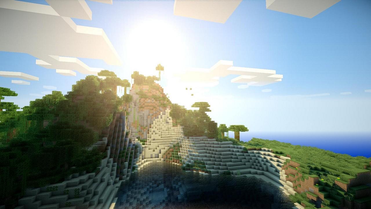 Minecraft lebt neue coole community screenshots mit - Minecraft bilder ...