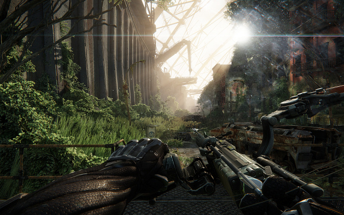Crysis 3 GPU-Benchmarks