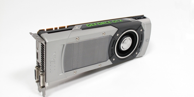 Geforce GTX Titan im Test