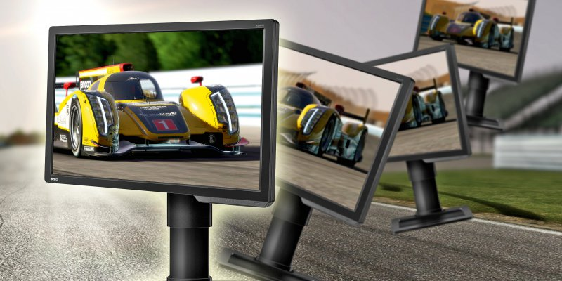 Gamer zimmer 6 bildschirme  Zocker-Displays im Test: 3 Monitor-Empfehlungen für Gamer