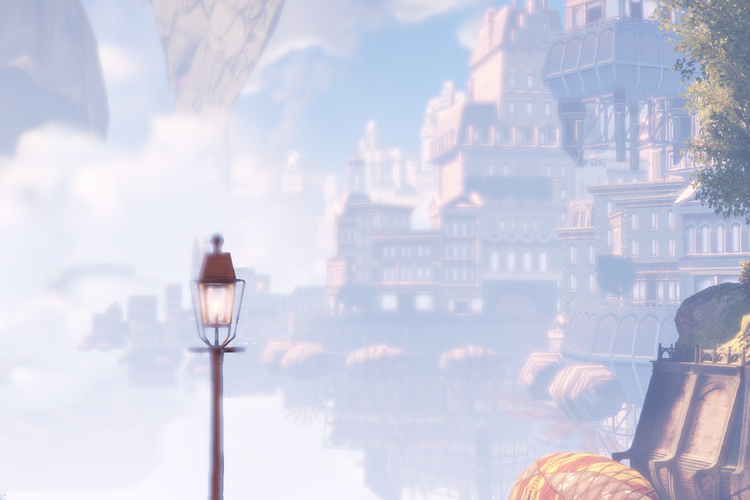 Bioshock Infinite DoF DX10 Normal