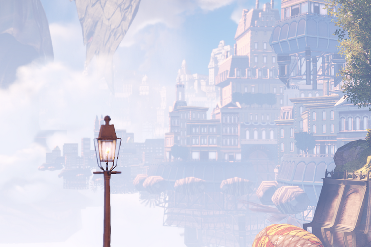 Bioshock Infinite DoF DX11 Alternativ