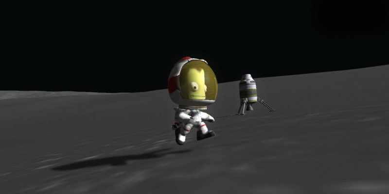 Kerbal Space Program: Nächstes Update wird die Beta-Phase starten
