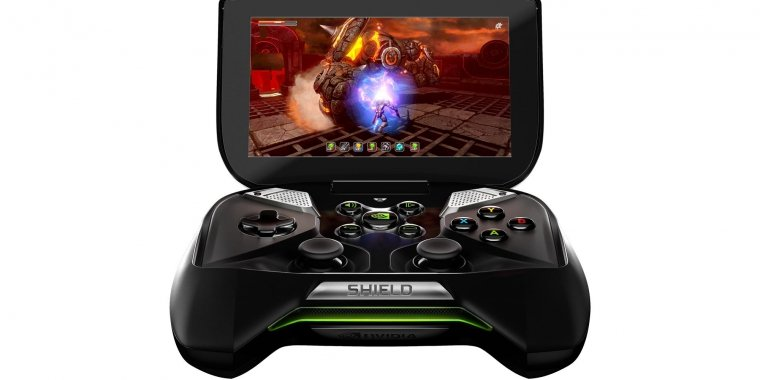 Nvidia Shield: Release des Android-Handhelds am 31. Juli