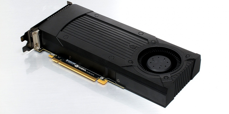 Geforce GTX 760 GK104 224 A2 Reference Design 0