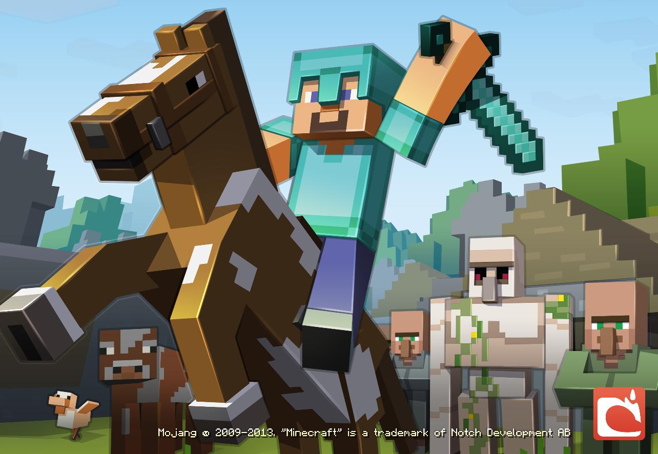 Minecraft Bereits über Millionen Mal Für PC Und Mac Verkauft - Minecraft verkaufte spiele