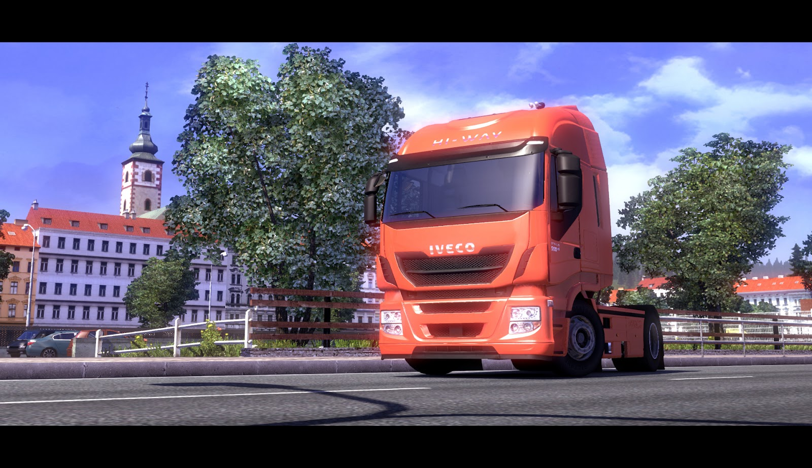euro truck simulator 2 pc immer aktuell. Black Bedroom Furniture Sets. Home Design Ideas