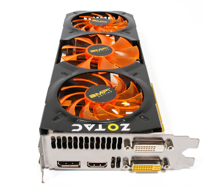 Zotac GTX 780 AMP Review